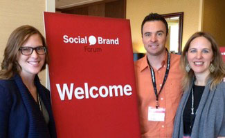 CSM at Social Brand Forum 2013
