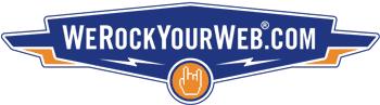 WeRockYourWeb.com Logo